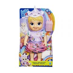 Baby AliveMuñeca Tinycorns Gato Hasbro