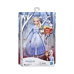 Muñeca Frozen 2 Singing Doll Elsa Hasbro