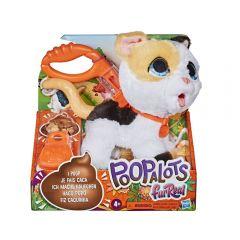 Furreal Poopalots Grandes Paseos Gato Hasbro