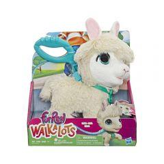 Furreal Walkalots Grandes Paseos Pet Llama Hasbro