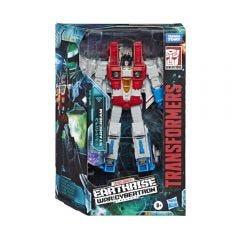 Transformers Figura WFC-E9 Voyager Starscream Hasbro