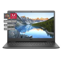 "Laptop Dell Inspiron 3505 15.6"" AMD Ryzen 5 3450U 256GB SSD 8GB RAM"