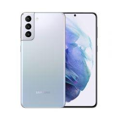 """Celular Libre Samsung Galaxy S21+ 5G 6.7"""" 128GB Plateado"""