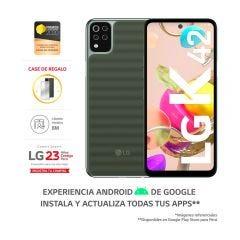 """Celular Libre LG K42 6.6"""" 64GB Verde"""