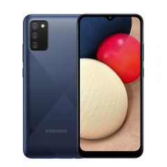 """Celular Libre Samsung A02s 6.5"""" 32GB Azul"""