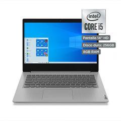 """Laptop Lenovo IdeaPad 3i 14IIL05 14"""" Intel Core i5 1035G4  256GB SSD 8GB RAM"""