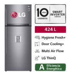 Refrigeradora LG GT44AGP No Frost 424L