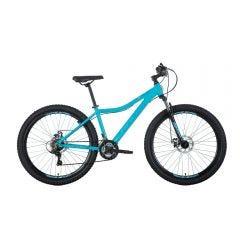 """Bicicleta Goliat Aro 27.5"""" Makaha con suspensión Verde"""