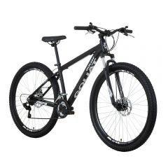 """Bicicleta Goliat Aro 29"""" Nazca Alux con suspensión Negro"""
