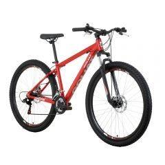 "Bicicleta Goliat Aro 29"" Nazca Alux con suspensión Naranja"