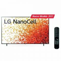 "TV LG LED 4K NanoCell ThinQ AI 86"" 86NANO90 (2021)"