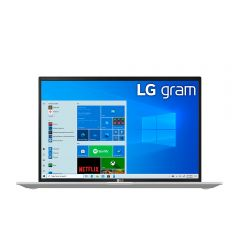 "Laptop Ultrabook LG GRAM 14Z90P-G 14"" Intel Evo 11va Ci5 256GB SSD 8GB RAM Silver"