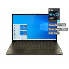 "Laptop Lenovo Yoga Slim 7i 14ITL05 14"" Intel Core i5 1135G7 256GB SSD 8GB RAM"