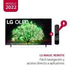 """TV LG OLED 48"""" 4K Smart TV OLED48A1PSA"""