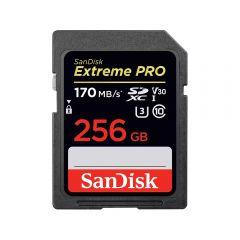 Tarjeta SD Sandisk Extreme PRO 256GB SDSDXXY-256G-GN4IN