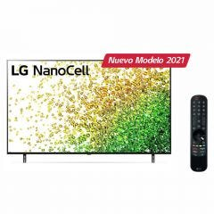 "TV LG LED 4K NanoCell ThinQ AI  55"" 55NANO85SPA (2021)"