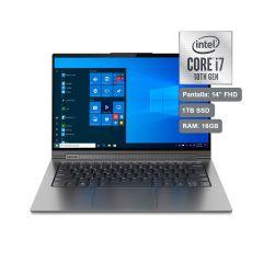 "Laptop Lenovo Yoga C940 14"" Intel Core i7 1065G7 1TB SSD 16GB RAM"