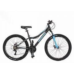 "Bicicleta Monark Mirage Advanced Aro 26"" H Negro/Azul"
