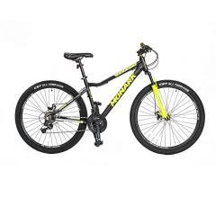 "Bicicleta Monark Mirage Advanced Aro 27.5"" H Negro/Verde"
