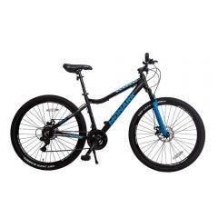"Bicicleta Monark Mirage Advanced Aro 27.5"" H Negro/Azul"