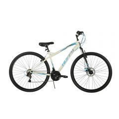 "Bicicleta Huffy MTB Extent Aro 29"" Blanco/Azul"