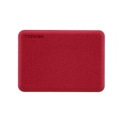 Disco Duro Externo Toshiba Canvio Advance V10 2TB Red HDTCA20XR3AA