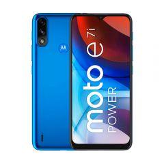 """Celular Libre Motorola Moto E7i Power 6.5"""" 32GB 2GB RAM Azul"""