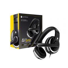 Audífono Gaming  Antryx AGH-370S Plata