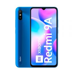 """Celular Libre Xiaomi Redmi 9A 5.53"""" 32GB 2GB RAM Azul"""