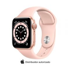 Apple Watch Series 6 GPS 40mm Oro