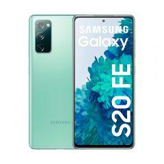 """Celular Libre Samsung S20 FE Verde 6.5"""" 128GB SM-G780GZGLLTP"""