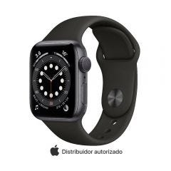 Apple Watch Series 6 GPS 40mm Gris espacial