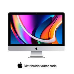 """iMac 27"""" 5K Intel Core i5 512GB SSD 8GB RAM Plata"""