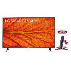 "TV LG LED FHD Smart 43"" 43LM6370PSB + Control remoto Magic LG MR20GA"