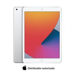 "iPad Wi Fi 10.2"" 32GB Plata"