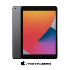 "iPad Wi Fi 10.2"" 128GB Gris espacial"
