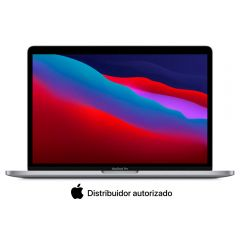 "Macbook Pro 13"" M1 256GB SSD 8GB RAM Gris espacial"