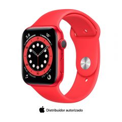 Apple Watch Series 6 GPS 44mm Red