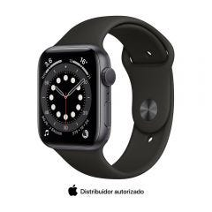 Apple Watch Series 6 GPS 44mm Gris Espacial