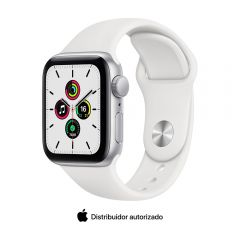 Apple Watch SE GPS 40mm Plata