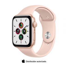 Apple Watch SE GPS 44 mm Oro