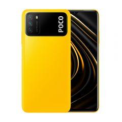 """Celular Libre Xiaomi Poco M3 6.53"""" 128GB 4GB RAM Yellow"""