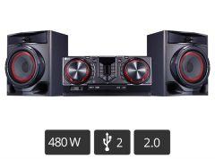 Minicomponente LG XBOOM CJ44