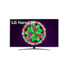 "TV LG LED 4K NanoCell Smart AI 49"" 49NANO81SNA (2020)"
