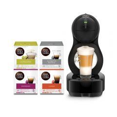 Cafetera Nescafé Dolce Gusto LN9777 1L + 64 cápsulas