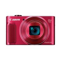 Cámara Digital Canon PowerShot SX620HS Rojo