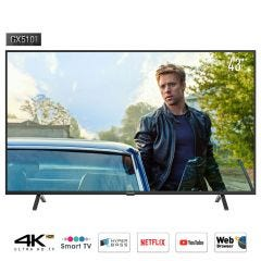 "TV Panasonic LED 4K UHD Smart 43"" TC-43GX510P"