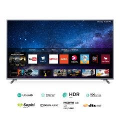 "TV Philips 4K UHD LED Smart 70"" 70PUD6774"