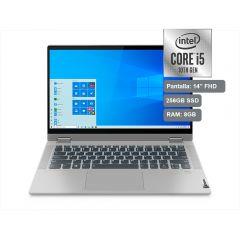 "Laptop Lenovo IdeaPad Flex 5 14"" Intel Core i5 - 1035G1 256GB SSD 8GB RAM"
