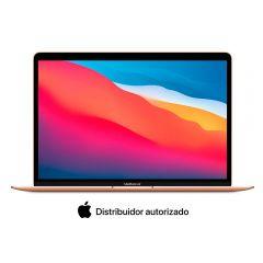 "Macbook Air 13"" M1 256GB SSD 8GB RAM Oro"